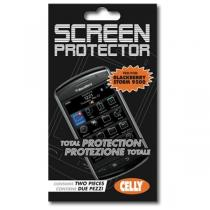 Screen protector CELLY ochranná folie pro displej BlackBerry Storm 9500, Bal. 2 ks