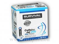 Survival Caffeine JET 200 (20x25ml) 500ml