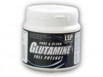 LSP Nutrition L-Glutamine 100% crystal pure 250g