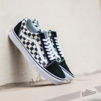 Vans Old Skool (CHECKERBOARD) Black