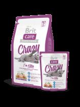 Brit Cat Crazy I´m Kitten 0,4 Kg