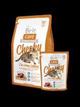 Brit Cat Cheeky I´m Living Outdoor 0,4 Kg