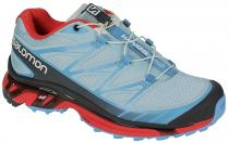 Salomon Wings Pro W Air/Blue Line/Papaya-B