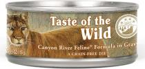 Taste of the Wild Canyon River Feline 155g