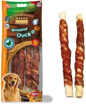 Nobby StarSnack Barbecue Wrapped Duck XL tyčinky 25cm 253g