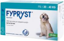 Fypryst spot-on L (pes 20-40kg) sol 3x2,68 ml