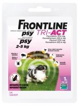Frontline Tri-Act pro psy Spot-on XS