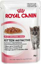 Royal Canin Kitten Inst. v želé 85g
