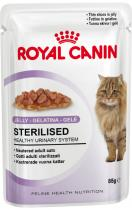 Royal Canin Sterilized v želé 85g
