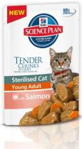 Hill's Feline Sterilised Salmon 85g