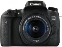 Canon EOS 760D + 10-18 mm IS STM