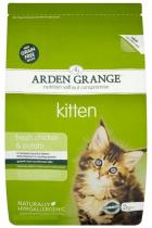 Arden Grange Kitten Chicken Potato 2kg