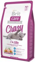 Brit Care Crazy Kitten 2kg