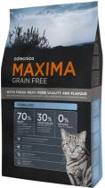 Maxima Grain Free Adult Sterilized 3kg