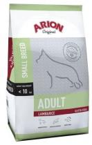 Arion Original Adult Small Lamb Rice 3kg