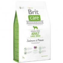 Brit Care Grain-free Adult LB Salmon Potato 3kg