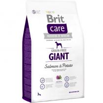 Brit Care Grain-free Giant Salmon Potato 3kg