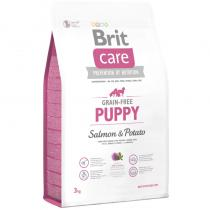 Brit Care Grain-free Puppy Salmon Potato 3kg