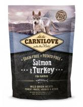 Carnilove Salmon Turkey Puppies 1,5kg