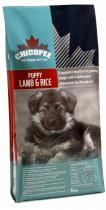 Chicopee Dry Puppy Lamb Rice 15kg