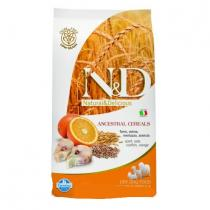 N&D Farmina Low Grain Adult Maxi Codfish 12kg