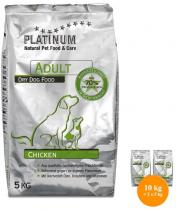 PLATINUM Natural Adult Chicken 10kg