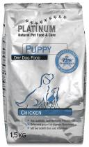 PLATINUM Natural Puppy Chicken 1,5kg
