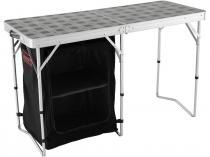 Coleman 2v1 Camp Table and Storage