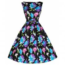 LINDY BOP Audrey Tropical Floral