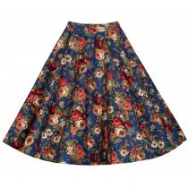 LINDY BOP RETRO Peggy Dark Blue