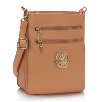 LS fashion crossbody LS00369 nude