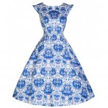 LINDY BOP RETRO Ruth Blue