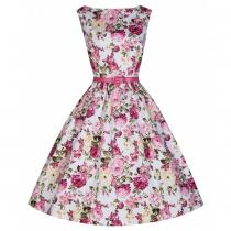 LINDY BOP RETRO AUDREY Pink rose
