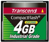 Transcend CompactFlash INDUSTRIAL 4GB