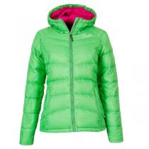 Dare2B DWN013 PLAY DOWN HOODED Fairway Green