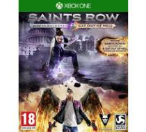 Saints Row IV: Re-Elected  (Xbox ONE)