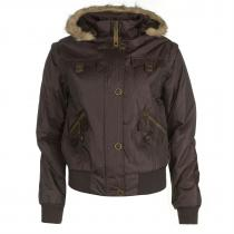 Lee Cooper Jacket Brown
