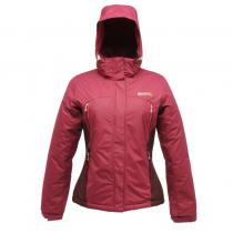 Regatta Solero Jacket Purple/Burgundy