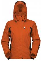 High Point Sally Lady Jacket terracotta/black