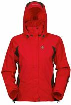 High Point Sally Lady Jacket red/black