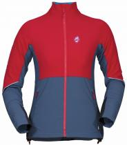 High Point Gale Lady Jacket red/blue shadow