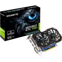 GIGABYTE GTX 750 Ti WindForce 2X OC 4GB