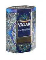 Basilur Tea VAZAR Black Cocktail Amaretto 100g