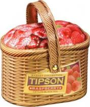 Basilur Tea TIPSON Basket Raspberry 100g