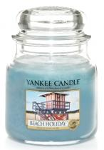 Yankee Candle vonná svíčka Beach Holiday 411 GRAMŮ