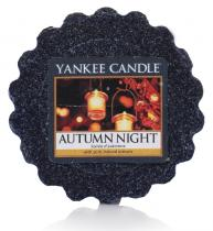 Yankee Candle vonný vosk AUTUMN NIGHT 22g