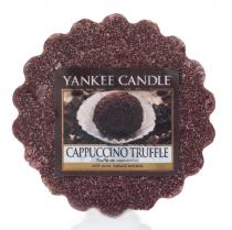 Yankee Candle vonný vosk Cappuccino Truffle 22 GRAMŮ