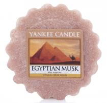 Yankee Candle vonný vosk Egyptian Musk 22g