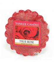 Yankee Candle vonný vosk True rose 22g