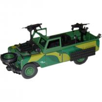 Monti Auto Land Rover COMMANDO